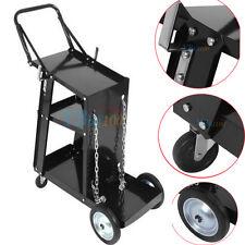 Universal MIG TIG ARC Welder Welding Cart Trolley Plasma Cutters & Gas Bottles