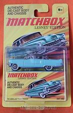 2011 Matchbox Lesney Edition '55 Cadillac Fleetwood Mint Green Combine Shipping
