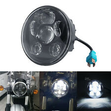 "5.75"" Daymaker LED Headlight Bulb 6000K For Harley Davidson Dyna Street Bob FXDB"