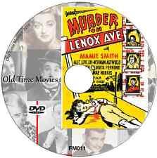 Murder on Lenox Avenue - Mamie Smith, Alec Lovejoy, 1941 DVD