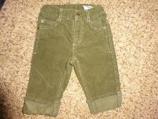 Baby Boys 6-9 Month H&M Corduroy Pant Gently Used