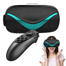 VR Touch Board Virtual Reality 3D Glasses Headset For Samsung Galaxy S7 S6 S5 S4