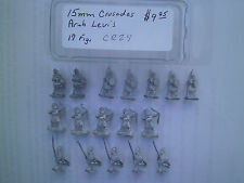 15mm Essex Miniatures Arab Levy's  17 Figs