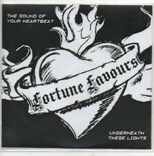 (AP119) Fortune Favours, The Sound of Your Heart- DJ CD