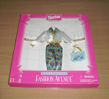 Barbie Internationale Fashion Avenue Mattel Summer Outfit Clothes 1996