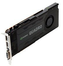 Nvidia Quadro K4000 3GB DDR5 Tarjeta Gráfica