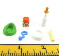 PLAYMOBIL~Baby Supplies~Bottle~Dish~Spoon~Food~Potty Chair~Rattle~Teether~Toys
