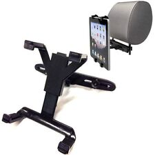 Universal 7-10 Inches Headrest Seat Car Holder Mount for All Tablets & Ipad