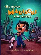 El Mejor Mariachi Del Mundo-ExLibrary