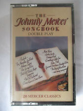 "JOHNNY MERCER ""THE JOHNNY MERCER SONGBOOK""  CASSETTE TAPE - BRAND NEW"