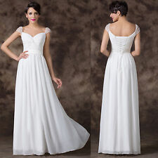 USA 14 HOT Chiffon Evening Formal Party Cocktail Long Dress Bridesmaid Prom Gown