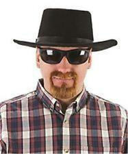 STEPTOES WALTER WHITE GINGER GOATEE BEARD MEN'S Fancy Dress COSTUME PARTY SHOW