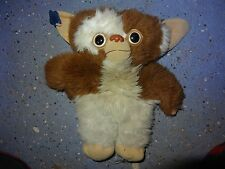 """Z4c 11"""" Vintage Gizmo Puppet Plush Toy Gremlins 2 By Applause 1990"""