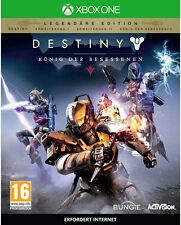Xbox One Game Destiny - King of the Possessed Legendary Edition new merchandise