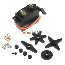 RC Servo MG995 Metal Gear High Speed Torque of Airplane Helicopter Car Boat