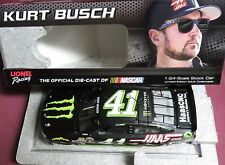 NEW, 1/24 ACTION 2016, CHEVY SS, #41, HAAS-MONSTER ENERGY, KURT BUSCH