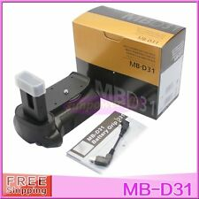 Vertical Battery Grip Holder MB-D31 for Nikon EN-EL14 D3100 D3200 D3300 camera