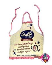 WALLS CLASSIC ICE CREAM ANN RETRO KITCHEN APRON CHEF OFFICIAL NEW TAGS