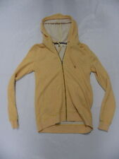 Roxy Womens Beauty Stardust Zip Through Hoodie Yellow Sz Small New