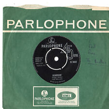 "The Hollies - Searchin / Whole World Over 7"" Single 1963"