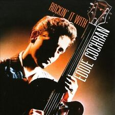 Eddie Cochran - Rockin' It With… CD new U.K.