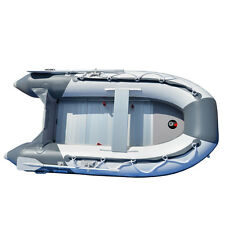 8.2 ft Inflatable Boat Inflatable Pontoon Dinghy Raft Tender Boat