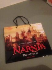 The Chronicles of Narnia Prince Caspian 3 New Gift Bags 2008