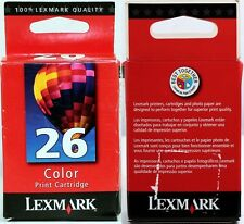 NEW Genuine Lexmark 16 Black Ink Cartridge 10N0016 Compaq Hitachi Priusjet $0SH
