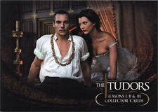 The Tudors Seasons 1 thru 3 Promo Card 1