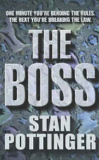 The Boss, Pottinger, Stanley, 0340771046, Very Good Book