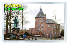 MOERS GERMANY FRIDGE MAGNET SOUVENIR IMAN NEVERA