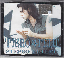 PIERO PELU - stesso futuro CD single