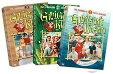 Gilligan's Island: Complete Bob Denver TV Series Seasons 1 2 3 Box/DVD Set(s)