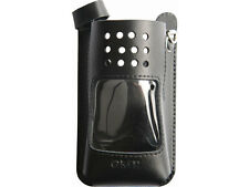 GME LC007 LEATHER CASE TO SUIT TX6150 TX685 UHF HANDHELD RADIOS