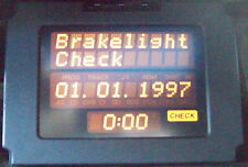VAUXHALL OPEL OMEGA B 3.0 V6 AUTOMATIC PIXEL DASH DISPLAY GM 90565934