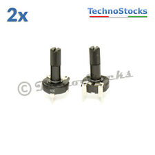 2x Potenziometro PT15 10K Monogiro Lineare Trimmer - Linear Potentiometers