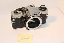 CLASSIC OLYMPUS OM10 35mm FILM SLR BODY in FULL WORKING ORDER (952)