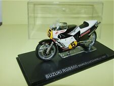 MOTO SUZUKI RGB500 Marco LUCCHINELLI 1981 ALTAYA 1:24