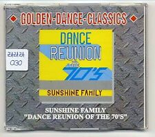 Sunshine Family Maxi-CD Dance Reunion Of The 70's - GDC 2089-8
