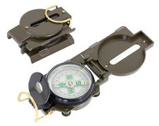 Precision military prismatic compass with liquid aoutdoor survival hiking army