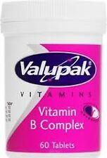 Valupak Vitamins Vitamin B Complex - 60 Tablets