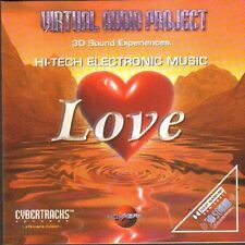 VIRTUAL AUDIO PROJECT - Love - Cybertracks Records