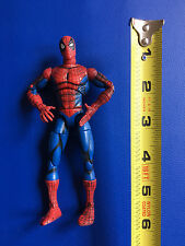 "SPIDER-MAN Magnetic 6"" Action Figure - 2001 Marvel Legends Classics Series 1"