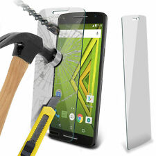 100% Genuine Tempered Glass Film Screen Protector for Motorola Moto X Play
