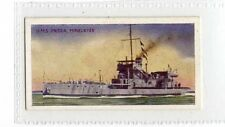 (Jb7087-100)  CARRERAS,OUR NAVY,H.M.S MEDEA MINELAYER,1937#36