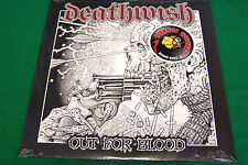 Deathwish Out For Blood Rock RED LP NEW RSD 2015 Beer City BCR189-1 Piranha