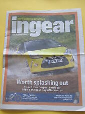 Citroen DS3 Newspaper Article (The Times Ingear Magazine DSport)