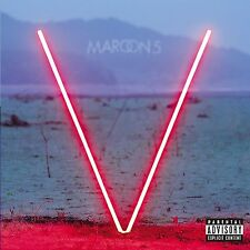 MAROON 5 - V (NEW VERSION)  CD NEU