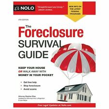 FORECLOSURE GUIDE BY NOLO PRESS MAKES IT EASY--