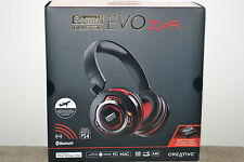 Creative Sound Blaster EVO ZxR GH0250 Bluetoot Entertainment Headsets PC MAC PS4